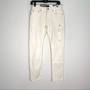 Bullhead - skinny white jeans